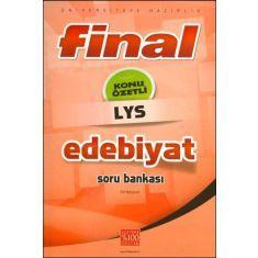 Final LYS Edebiyat Bilgileri Konu Özetli Soru Bankası