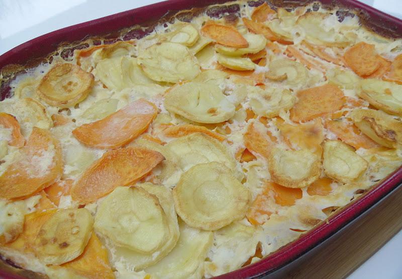 Gratin De Patate Top Gratin De Gnocchis De Patate Douce Et