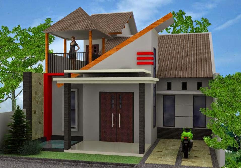 Gambar Model Rumah Terbaru  Type 36 2019 Model Rumah