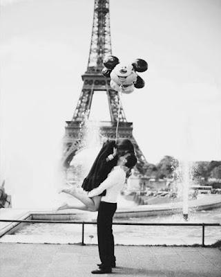 Fotos en pareja en paris
