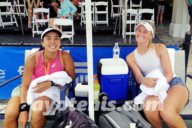 Strategi Aldila / Erin untuk Hadapi Unggulan Ketiga di Final ITF W100K Bonita Springs