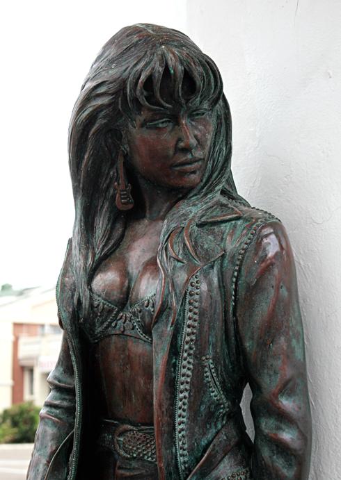 Selena Memorial Corpus Christi Texas