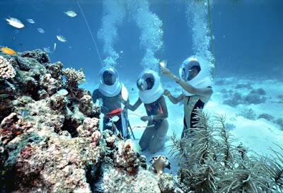 Inilah Harga Sea Walker Murah Tanjung Benoa Bali 315 K