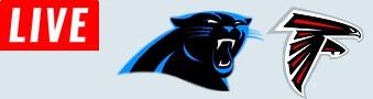 Falcons @ Carolina LIVE STREAM streaming