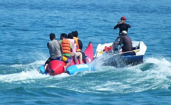 Tempat wisata di garut pantai santolo