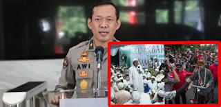 Polisi: Kerumunan Pilkada Solo Dan Petamburan Beda, Jangan Disamakan!