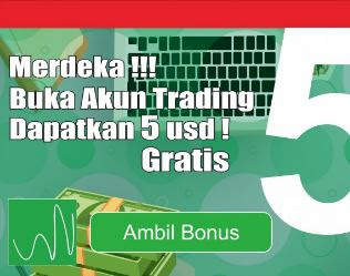 Bonus Forex Tanpa Deposit MeeFX $5