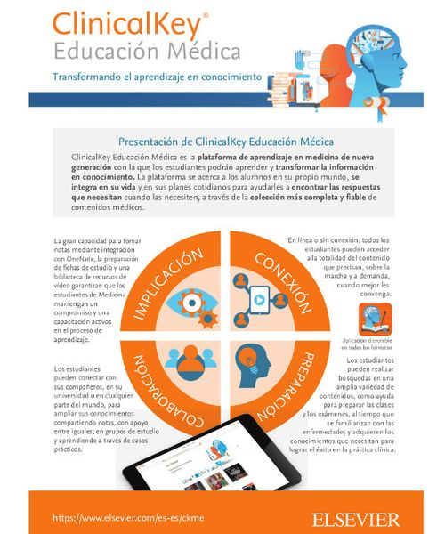 Acceso a ClinicalKey Medical Education