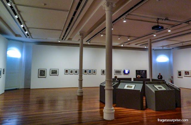 """Exposição """"Rio - uma paixão francesa"""", no MAR - Museu de Arte do Rio"""