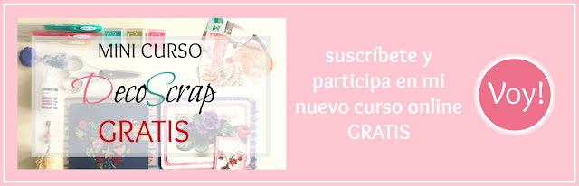 Newsletter - Curso Scrap Gratis