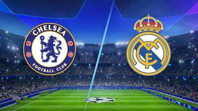 مشاهدة مباراة تشيلسي ضد ريال مدريد اليوم 5-5-2021 بث مباشر في دوري أبطال أوروبا