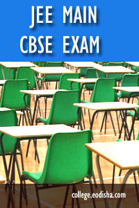 CBSe JEE Main Exam Details
