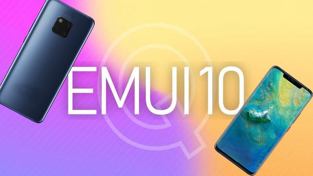 هذه هي هواتف هواوي التي بدأت بالحصول على واجهة EMUI 10 الجديدة !
