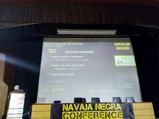 Navaja Negra 2019 - Raúl Casanova