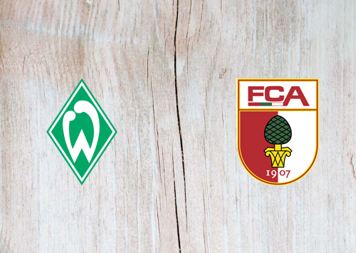 Werder Bremen vs Augsburg -Highlights 1 September 2019