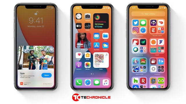 Whats new in The New IOS 14?