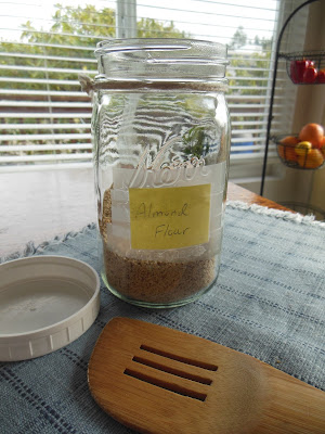 How to make Almond Flour, after making Almond Milk. For your homemade household.