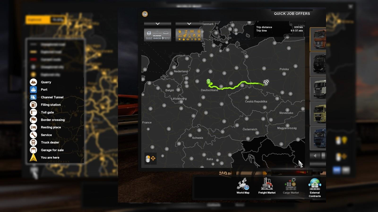 Yandex Navigator v1 0 [Release 22 06 2019] - SCS Software