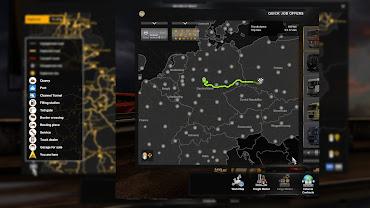 ets 2 yandex navigator screenshots 2