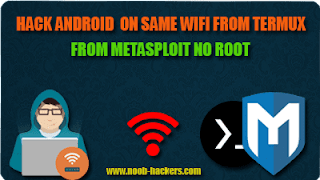 metasploit android hacking over lan