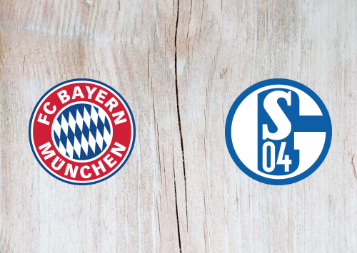 Bayern Munich vs Schalke 04 Full Match & Highlights 18 September 2020