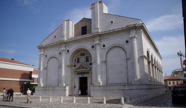 Basilica Cattedrale em Rimini