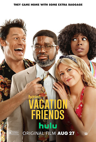 Vacation Friends (Web-DL 720p Dual Latino / Ingles) (2021)