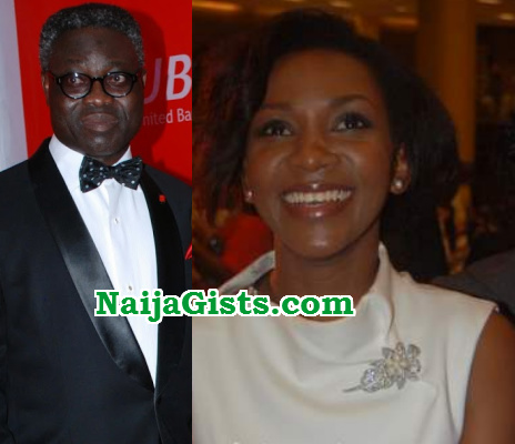 genevieve nnaji dating uba md