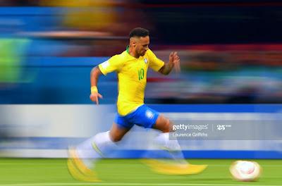 أهداف نيمار مع المنتخب البرازيلي