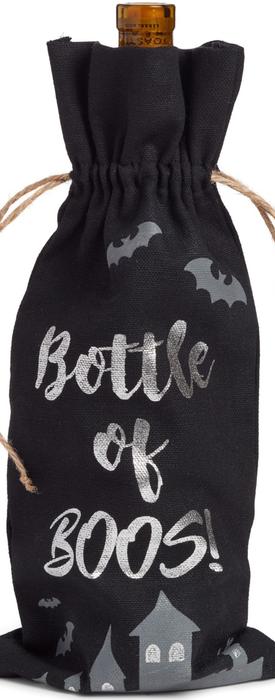 Levtex Bottle of Boos Wine Bag