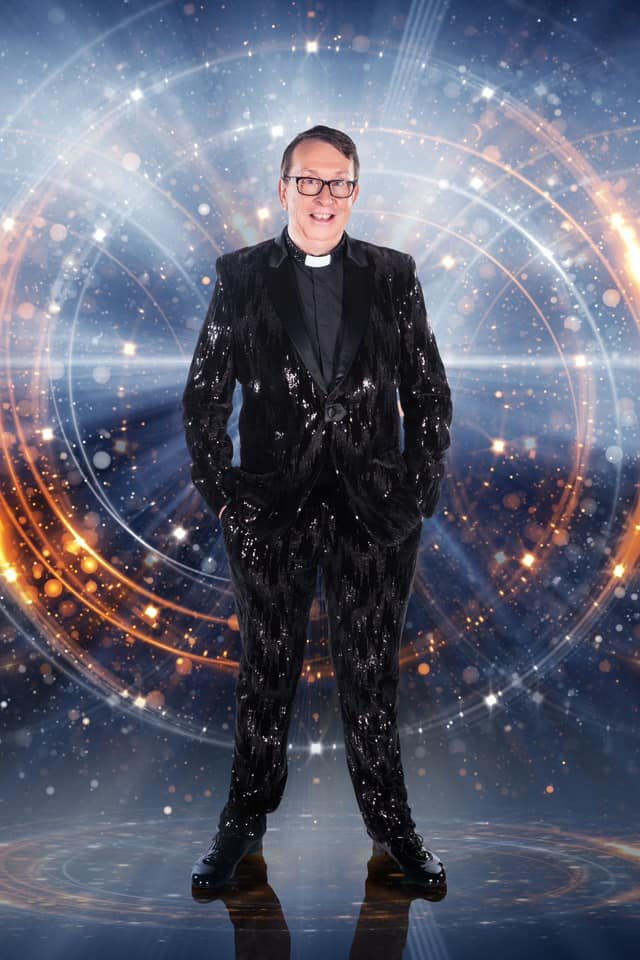Father Ray Kelly Christmas Concert 2020 Father Ray Kelly News: Dancing With the Stars this Sunday!