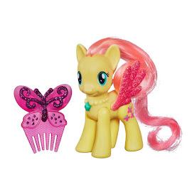 MLP Crystal Motion Wave 2 Fluttershy Brushable Pony