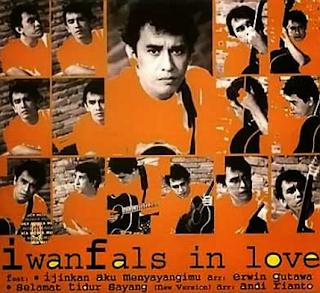 Kumpulan Lagu Mp3 Terbaik Iwan Fals Full Album Iwan Fals in Love (2005) Lengkap