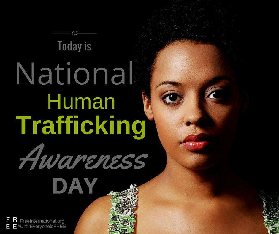 National Human Trafficking Awareness Day Wishes Pics