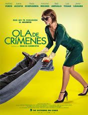 pelicula Ola de Crímenes (2018)