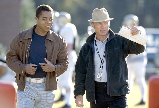 Radio starring Cuba Gooding Jr and Ed Harris
