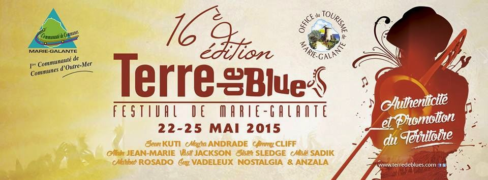 Logo Terre de blues