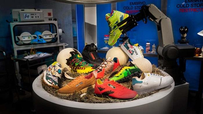 Reebok Jurassic Park Sneakers For Dinosaur Lovers