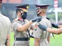 Kapolda Lantik 631 Bintara Remaja di SPN Polda Jatim