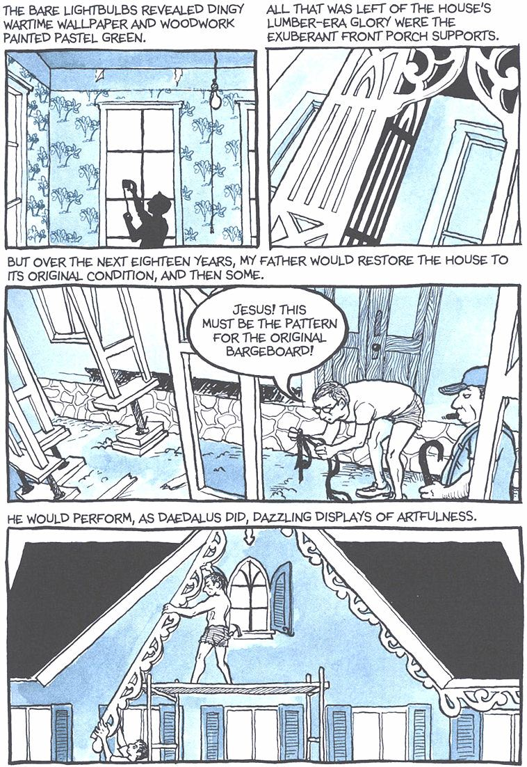 Read Fun Home: A Family Tragicomic - Chapter 1, Page 8