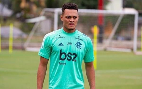 Oficial: Flamengo, regresa Rodrigo Muniz