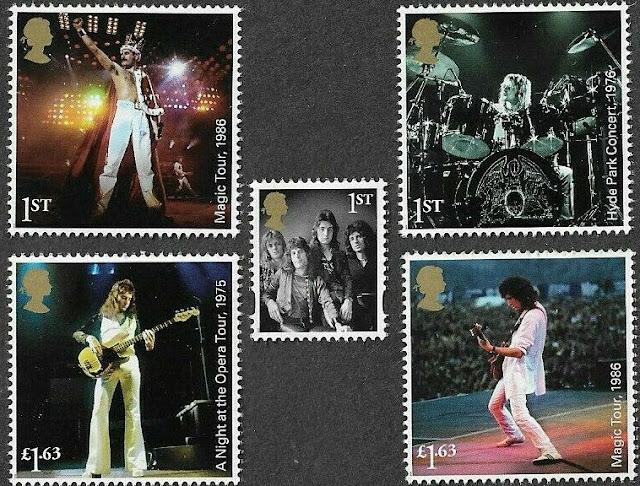 Queen Live-Freddie Mercury 2020 set