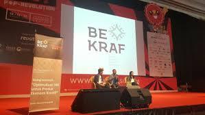 Bekraft akan Gratiskan Pendaftaran HKI Bagi Pelaku Industri Kreatif