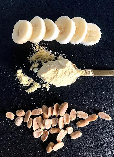 Cookies, Kekse, Rezept, glutenfrei, vegan, Backrezept, Bananen, Erdnüsse, schnell, einfach, leicht