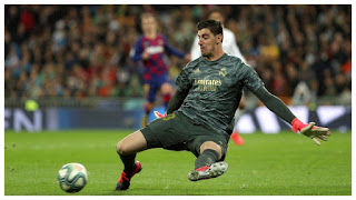 2 Clasico clean sheets, Courtois continues to win matches for Real Madrid!