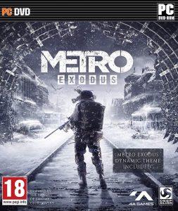 Metro Exodus Torrent - PC (2019)