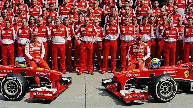 Ferrari fotos