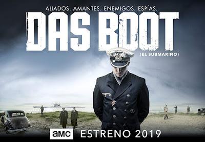 Das Boot Series Poster 1