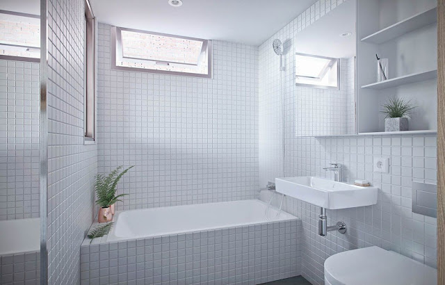 Bathroom Colour Design
