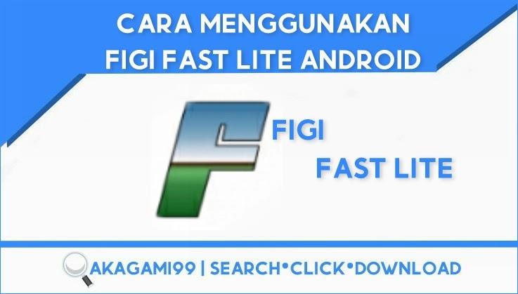 cara-pakai-figi-fast-lite-terbaru